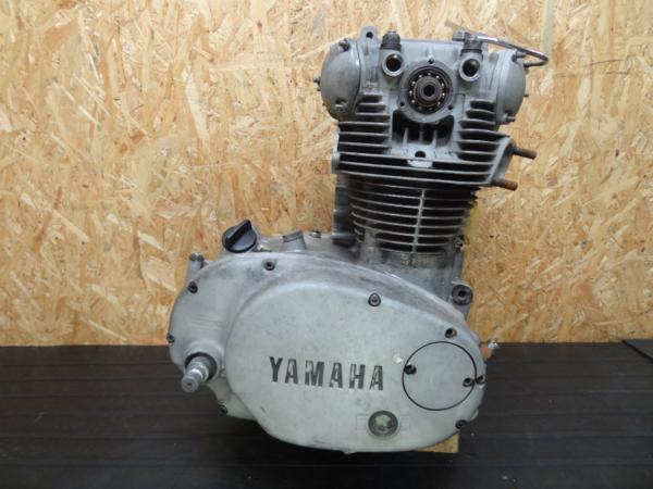 [141020]XS650◇エンジン クランクケース シリンダー 難有【447 | 中古バイクパーツ通販・買取 ジャンクヤード鳥取 JunkYard