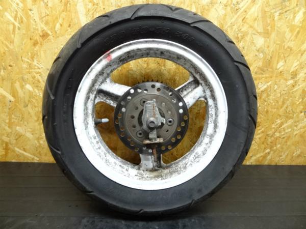 【141121】NSR50(AC10)◎リアホイール アクスル ディスク | 中古バイクパーツ通販・買取 ジャンクヤード鳥取 JunkYard