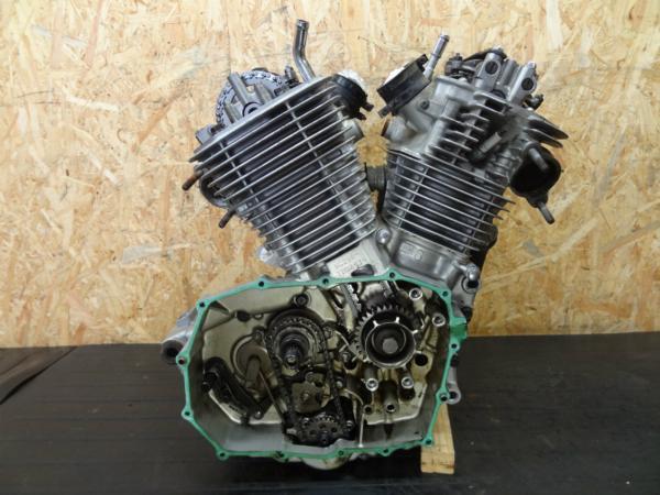 [140914]スティード400(NC26)◇クランク シリンダー 【エンジン | 中古バイクパーツ通販・買取 ジャンクヤード鳥取 JunkYard