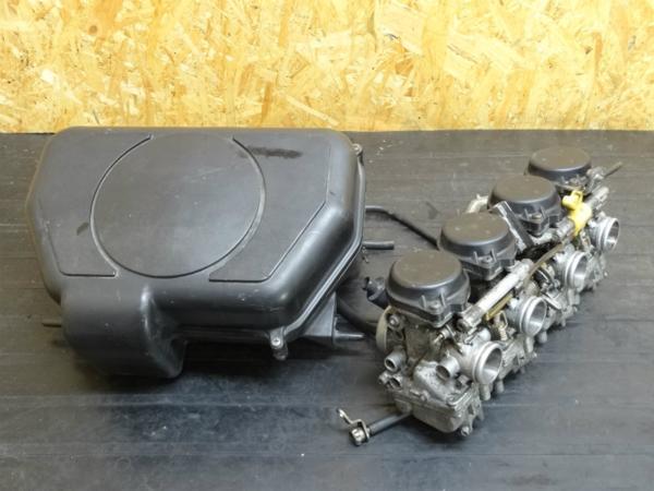 【141201】FZR250R(3LN)◆キャブレター キャブ エアクリーナー | 中古バイクパーツ通販・買取 ジャンクヤード鳥取 JunkYard