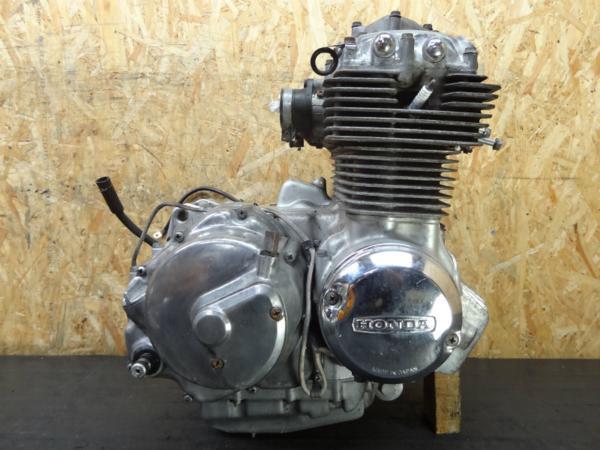 【141023】CB400フォア(CB400F)◇中古エンジン 408cc 【旧フォア | 中古バイクパーツ通販・買取 ジャンクヤード鳥取 JunkYard
