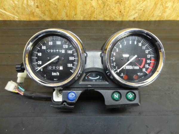 【141106】ZRX400(ZR400E)◎社外メーターユニット 難有 | 中古バイクパーツ通販・買取 ジャンクヤード鳥取 JunkYard