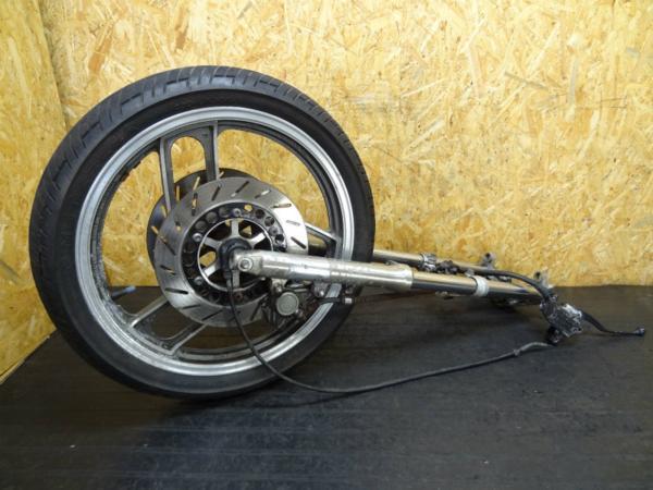 【150123】SRX600(1JK)◆Fホイール フロントフォーク 足廻りSET | 中古バイクパーツ通販・買取 ジャンクヤード鳥取 JunkYard