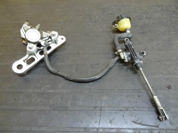 【150123】SRX600(1JK)◆リアブレーキキャリパーマスター【SRX-6 | 中古バイクパーツ通販・買取 ジャンクヤード鳥取 JunkYard