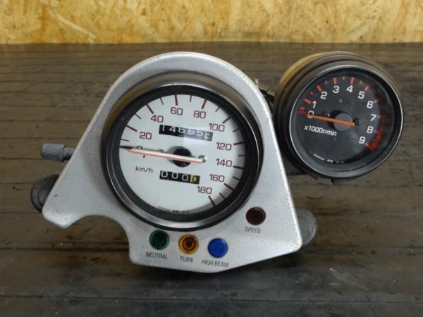 【150123】SRX600(1JK)◆スピードメーターユニット タコ 【SRX-6 | 中古バイクパーツ通販・買取 ジャンクヤード鳥取 JunkYard