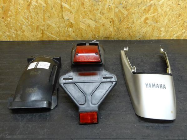 【150123】SRX600(1JK)◆テールカウル ランプ フェンダー【SRX-6 | 中古バイクパーツ通販・買取 ジャンクヤード鳥取 JunkYard