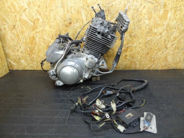【150123】SRX600(1JK)◆エンジン 始動OK!! CDI 電装系 【SRX-6 | 中古バイクパーツ通販・買取 ジャンクヤード鳥取 JunkYard