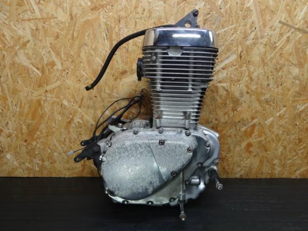 【141209】サベージ400(NK41B)◆エンジン クランキングOK!! | 中古バイクパーツ通販・買取 ジャンクヤード鳥取 JunkYard