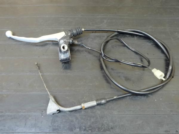 【150225】ビラーゴ250(3DM)◎クラッチレバー ホルダー 22.2 | 中古バイクパーツ通販・買取 ジャンクヤード鳥取 JunkYard