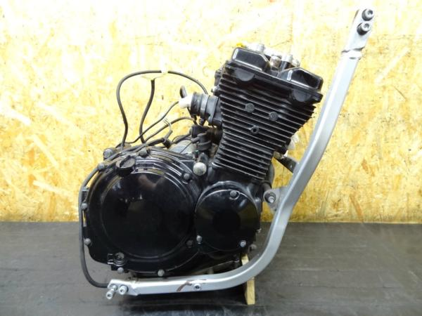 【150402】GSX-R250(GJ72A)◎エンジン 初爆確認後取外 | 中古バイクパーツ通販・買取 ジャンクヤード鳥取 JunkYard