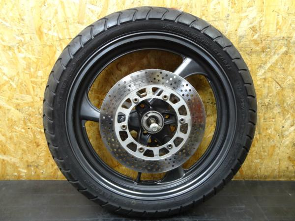 【150402】GSX-R250(GJ72A)◎フロントホイール アクスル | 中古バイクパーツ通販・買取 ジャンクヤード鳥取 JunkYard