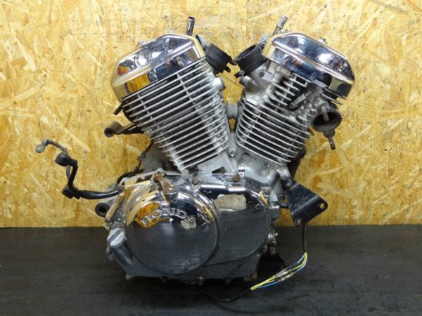 【150301】スティード400(NC26)◆スティード600 エンジン【PC21   中古バイクパーツ通販・買取 ジャンクヤード鳥取 JunkYard