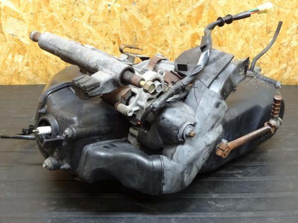 【150717】ライブディオZX(AF35)◎エンジン セル 【Dio AF34 | 中古バイクパーツ通販・買取 ジャンクヤード鳥取 JunkYard