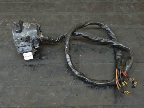 【150521】Z650(KZ650C)◇ハンドルスイッチ 左 ハザード 難有 | 中古バイクパーツ通販・買取 ジャンクヤード鳥取 JunkYard