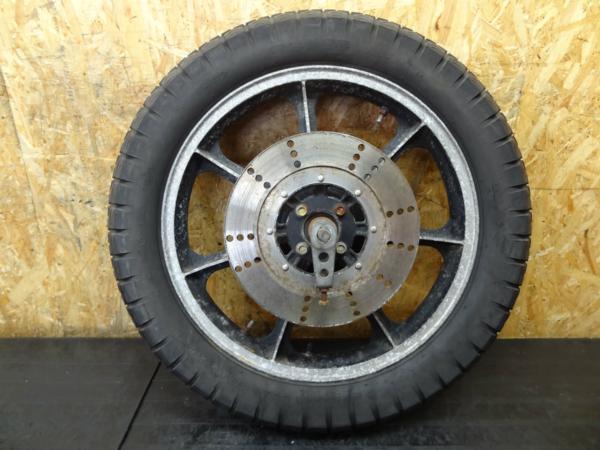 【150521】Z650(KZ650C)◇リアホイール キャスト ディスク | 中古バイクパーツ通販・買取 ジャンクヤード鳥取 JunkYard