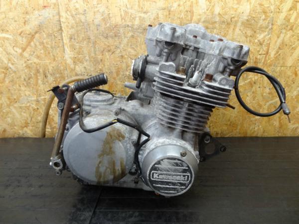 【150521】Z650(KZ650C)◇エンジン 部品取りに!? クランキングOK | 中古バイクパーツ通販・買取 ジャンクヤード鳥取 JunkYard