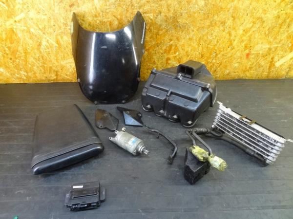 [160221]ZXR400?☆リアシート エアクリ セル クーラー[ZX400H? | 中古バイクパーツ通販・買取 ジャンクヤード鳥取 JunkYard