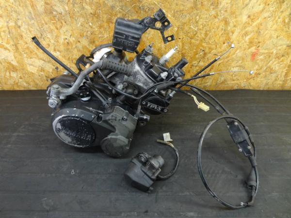 【160330】DT200R(37F)◇エンジン 始動OK 排気デバイス キック | 中古バイクパーツ通販・買取 ジャンクヤード鳥取 JunkYard