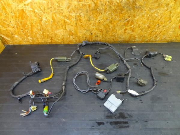 【160426】VTR250(MC33)◎CDI IGコイル レギュレーター 電装 | 中古バイクパーツ通販・買取 ジャンクヤード鳥取 JunkYard