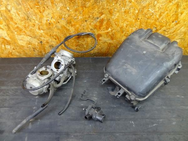 【160426】VTR250(MC33)◎キャブレター キャブ エアクリーナー | 中古バイクパーツ通販・買取 ジャンクヤード鳥取 JunkYard