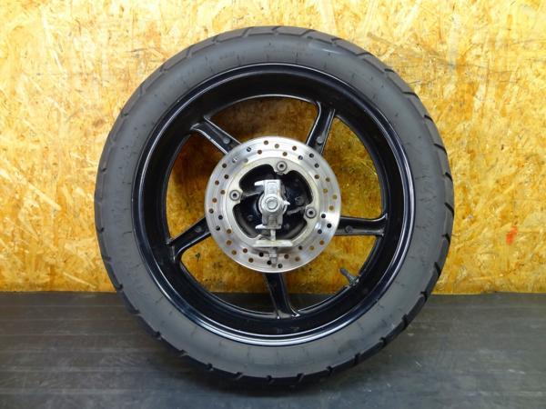 【160426】VTR250(MC33)◎リアホイール 17×4.00 アクスル付 | 中古バイクパーツ通販・買取 ジャンクヤード鳥取 JunkYard