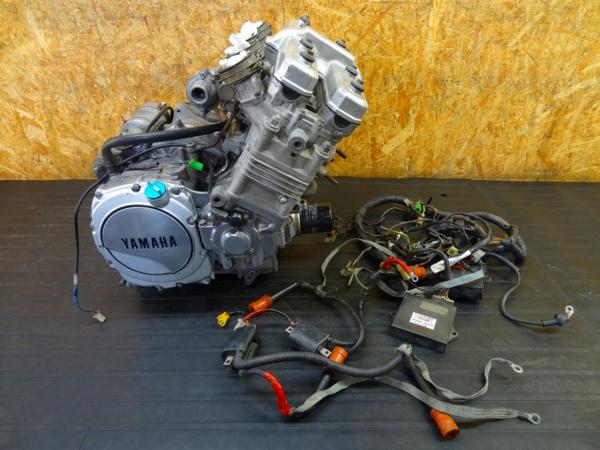【160720】FZR1000(3GM)◇エンジン 電装系 始動OK!! 【FZ750!? | 中古バイクパーツ通販・買取 ジャンクヤード鳥取 JunkYard