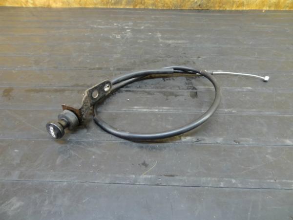 【161017】XLR250R(MD22)◆チョークレバー ワイヤーキャブ【BAJA | 中古バイクパーツ通販・買取 ジャンクヤード鳥取 JunkYard