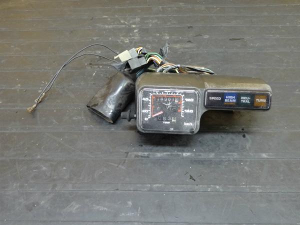 【161017】XLR250R(MD22)◆スピードメーター 難有 【BAJA | 中古バイクパーツ通販・買取 ジャンクヤード鳥取 JunkYard