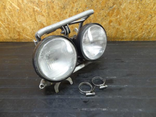 【161017】XLR250R(MD22)◆ヘッドライト ステー 難有 【BAJA | 中古バイクパーツ通販・買取 ジャンクヤード鳥取 JunkYard