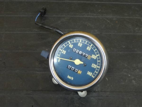【170222】ビラーゴ250(3DM-048)◇純正スピードメーター 2677km 【前期 | 中古バイクパーツ通販・買取 ジャンクヤード鳥取 JunkYard