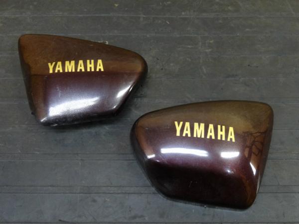 【170222】ビラーゴ250(3DM-048)◇サイドカバー 左右 カウル 外装 | 中古バイクパーツ通販・買取 ジャンクヤード鳥取 JunkYard