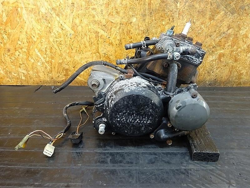 【180723.Y】DT50(17W-409)● エンジン 始動OK! ベースに? | 中古バイクパーツ通販・買取 ジャンクヤード鳥取 JunkYard