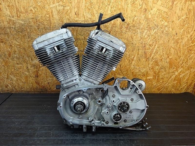 【180831.F】Buell XB9S ライトニング● エンジン クランク シリンダー クランキングOK! 部品取りに!? ベースに!? 【ビューエル | 中古バイクパーツ通販・買取 ジャンクヤード鳥取 JunkYard