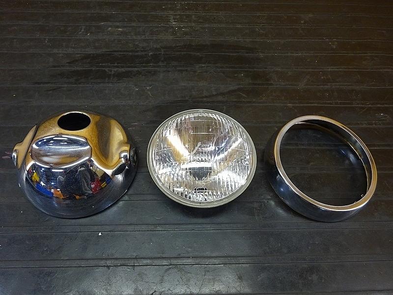 【181218.Y】XS250 (4A8)● ヘッドライト レンズ ケース 【XS400 GX250 | 中古バイクパーツ通販・買取 ジャンクヤード鳥取 JunkYard