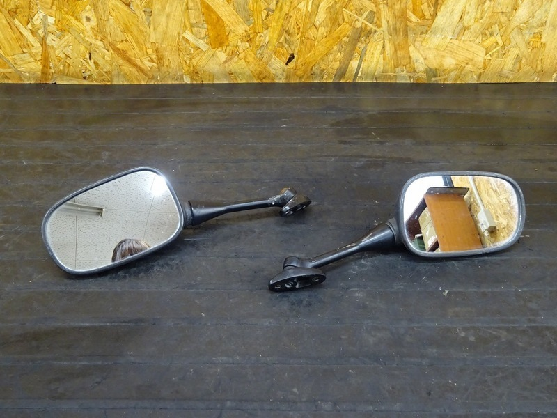 【200929】CBR600RR '07(PC40-1000)◇ 純正ミラー 左右セット | 中古バイクパーツ通販・買取 ジャンクヤード鳥取 JunkYard
