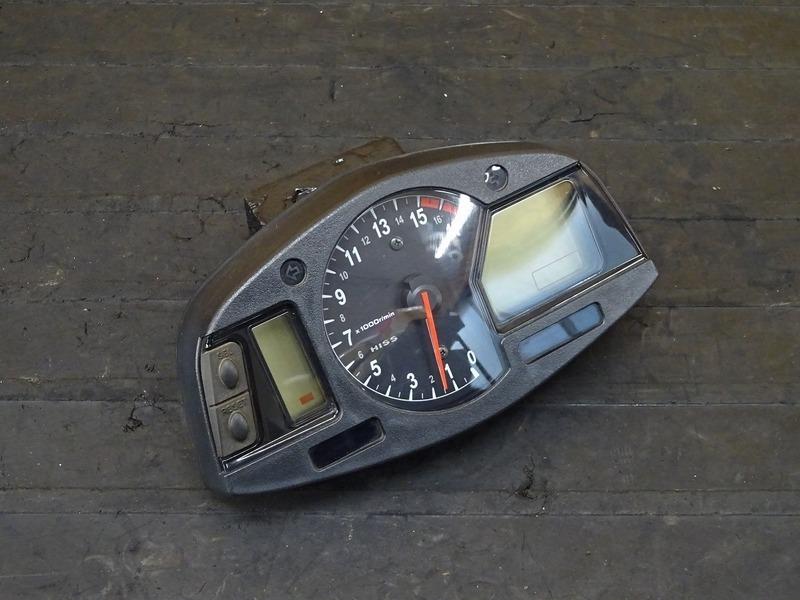 【200929】CBR600RR '07(PC40-1000)■ スピードメーター タコメーター インジケーターランプ 63408㎞ | 中古バイクパーツ通販・買取 ジャンクヤード鳥取 JunkYard