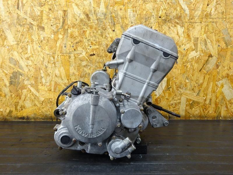 【210405】Dトラッカー/250SB■ 中古エンジン 始動OK!! セルモーター ジェネレーター ボアアップ 292cc ※検:KLX250 LX250E LX250L | 中古バイクパーツ通販・買取 ジャンクヤード鳥取 JunkYard